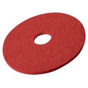 Disk for scrubbing machine Vileda red Ø 410 mm - Set of 5