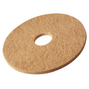 Disk for scrubbing machine Vileda beige Ø 430 mm - Set of 5