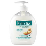 Hand soap Pouss Mousse Palmolive nourishing 300 ml almond