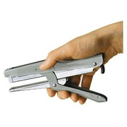 Clip stapler P3 Stanley Bostitch, lacquered grey