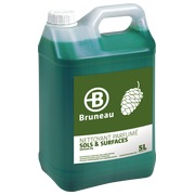 Can of 5 litres Bruneau multipurposes cleaning product pine