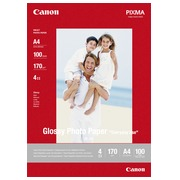 Box 100 sheets of photo paper Canon GP 501 A4
