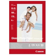 Box 100 sheets of photo paper Canon GP 501 10 x 15