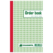 Standard auto-copying order books 210 x 135 mm 50-3