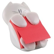 Dispenser Z notes cat Post-It
