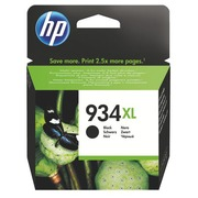 Cartridge HP 934XL high capacity black for inkjet printer