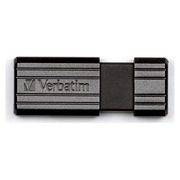 USB stick Verbatim Pinstripe 64 Gb black