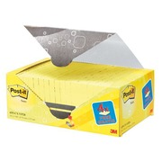 Pack 16 + 4 Notes Post-it yellow 76 x 127 mm