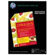 Glossy photo paper HP A4 180 g 50 sheets
