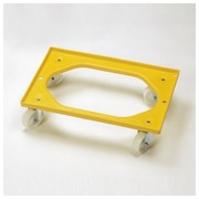 Mobile tray box holder - Capacity 150 kg