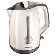 Philips HD4649 - kettle - white/gray