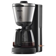 Philips Intense HD7695 - koffiezetapparaat - zwart/metalliek