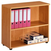 Low office rack Start Plus alder