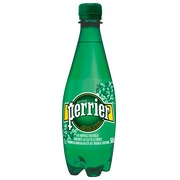 Cardboard, 24 bottles Perrier 50 cl