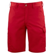 2528 Service Shorts Red C42