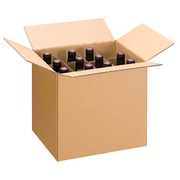 Box for 12 wine bottles