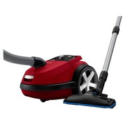 Philips Performer Silent FC8781 - vacuum cleaner - canister - bright red