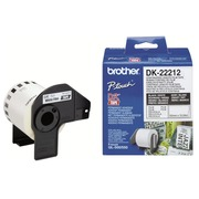 Brother DK-22212 - tape - rol (6,2 cm x 15,2 m)