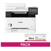 Multifunctional laser printer Canon I Sensys MF643 CDW + black toner 054H