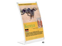 Counter display magnetic size A5 vertical