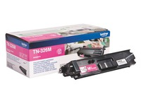 Toner brother TN326 separated colors