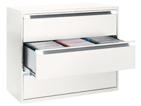 Cabinet 3 drawers W 120 cm
