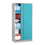 Cabinet with sliding doors colours height 180 cm
